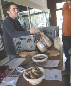 paysan boulanger
